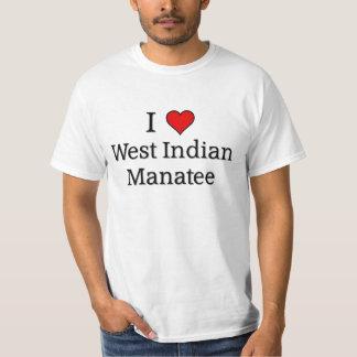 West Indian Manatee T-shirt