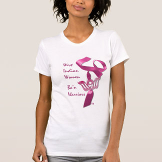West Indian Woman Ba'n Warriors Shirt