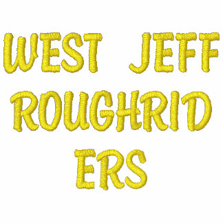 WEST JEFF ROUGHRIDERS