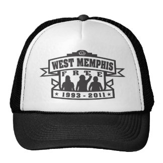 West Memphis Three Cap