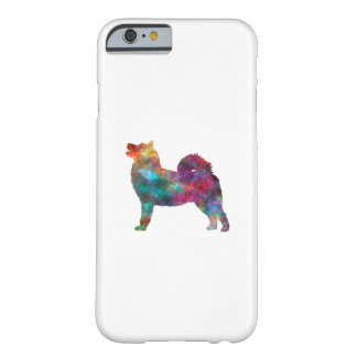 West Siberian Laika in watercolor Barely There iPhone 6 Case