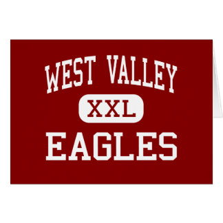 West Valley - Eagles - High - Cottonwood Card