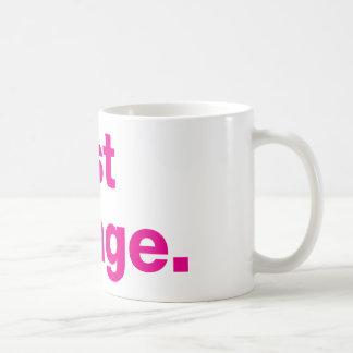 West Village (magenta) Coffee Mug