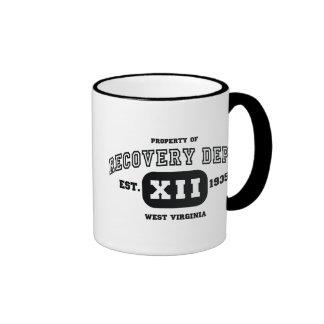 WEST VIRGINIA Recovery Mugs