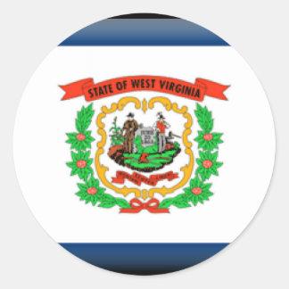 West Virginia Stickers
