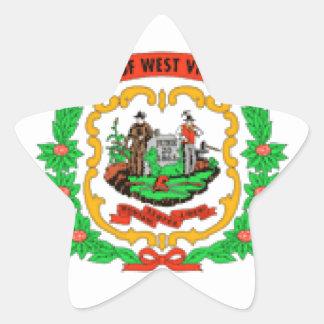 West Virginia Sticker