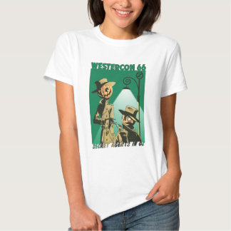 """Westercon 66 Official """"Secret Agents in Oz"""" Tops Shirts"""