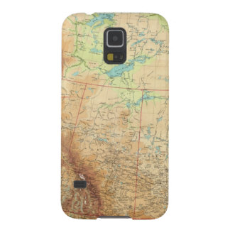 Western Canada Case For Galaxy S5