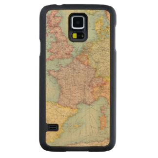 Western Europe communications Maple Galaxy S5 Slim Case