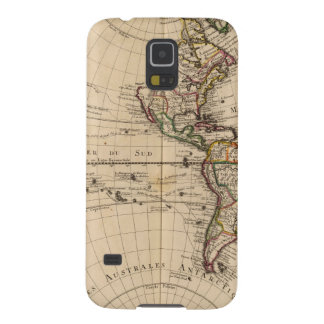 Western Hemisphere 3 Galaxy S5 Cases