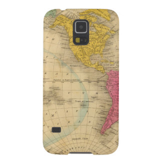 Western Hemisphere Galaxy S5 Cover