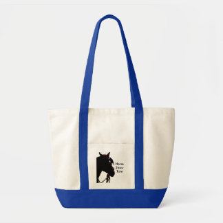 Western Horse Show Tote