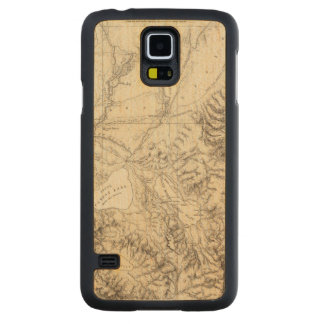 Western Nevada Carved Maple Galaxy S5 Case