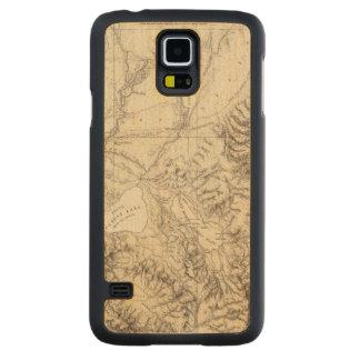 Western Nevada Maple Galaxy S5 Slim Case