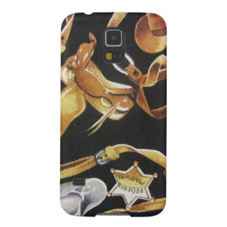 Western Tack Galaxy S5 Cover