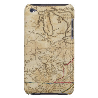 Western Territories of the United States Case-Mate iPod Touch Case