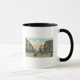 Western View of Court Street Mug