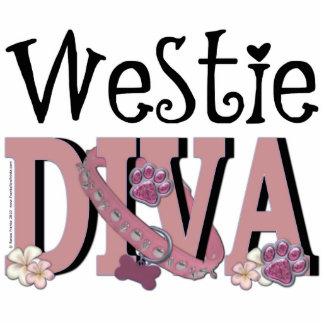 Westie DIVA Cut Outs