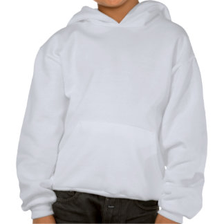 Westie Let It Snow Holiday Greeting Hooded Sweatshirts