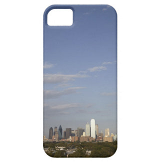 Westside view of the Dallas skyline iPhone 5 Cover