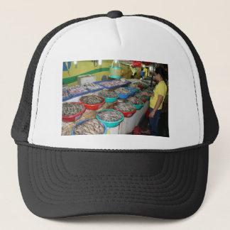 Wet market trucker hat