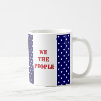 WeThePeople Coffee Mug