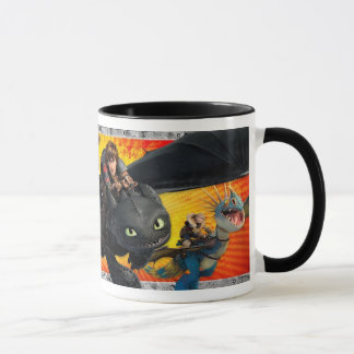 We've Got Dragons Mug