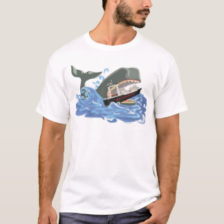 Whale Attack #1 T-Shirt