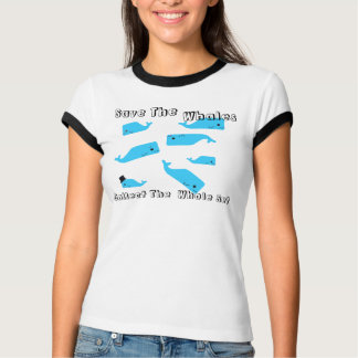 Whale Collection T-Shirt
