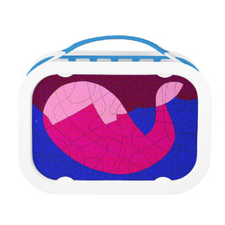 Whale lunch box