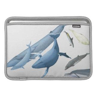 Whales Sleeve For MacBook Air