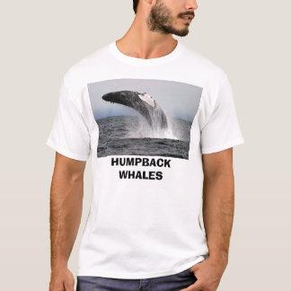 whaleza, HUMPBACK WHALES T-Shirt