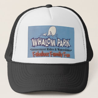 Whalom Park Amusement Park (Lunenburg, MA) Trucker Hat
