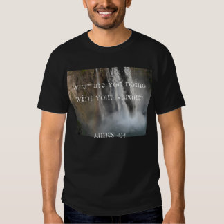 What are you doing with your vapour? tshirts