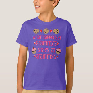What happens at Grammy's T-Shirt