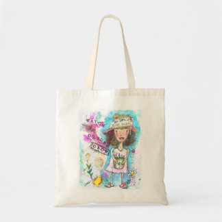What Her Garden Grow Tote Bag