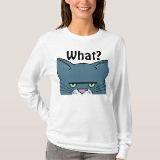 What? hoodie