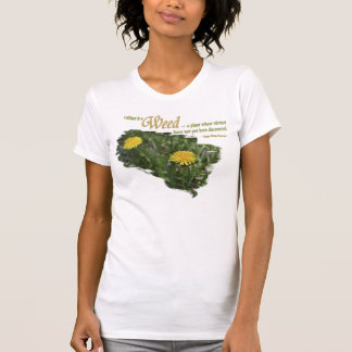 What is a weed T-Shirt