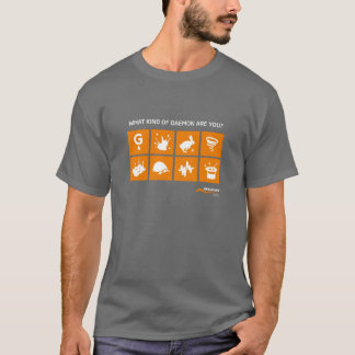 What kind of daemon plows you - RealFlow 2014 T-Shirt