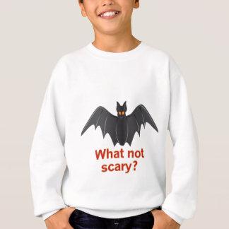 what not scary sweatshirt
