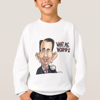 What, Scott Walker Worry Sweatshirt