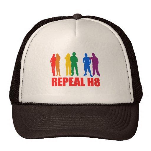 WHATEVER: REPEAL H8 MESH HAT