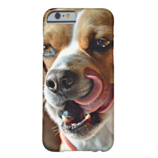 What's For Dinner? Beagle Hound Dog Barely There iPhone 6 Case