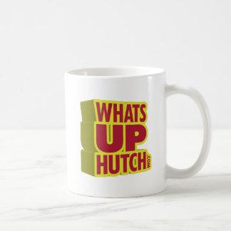 What's Up Hutch Basic Coffee Mug