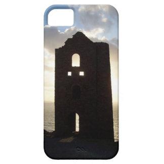 Wheal Coates Mine Cornwall England Sunset iPhone 5 Cover