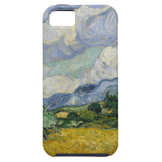 Wheat Field with Cypresses by Vincent van Gogh Case For iPhone 5/5S