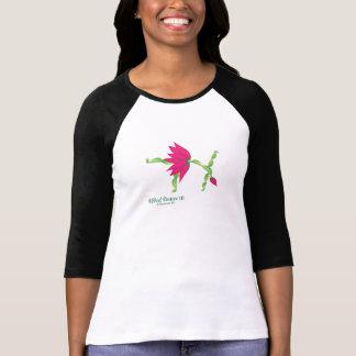 (Wheel Posture III) Women Bella 3/4 Sleeve T-shirt