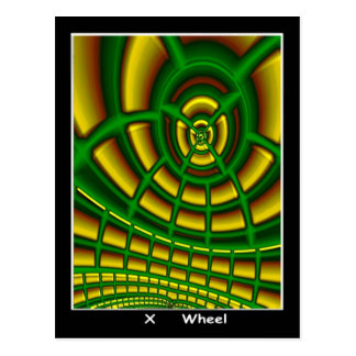 Wheel Tarot Card