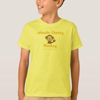 Wheelie Cheeky Monkey Tshirt