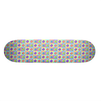 Wheels - Tiled Skate Board